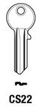 Hook 1203: Cisa CS22  - Keys/Cylinder Keys- General