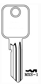 MXS-1 MAXUS KEY Hook3258 - Keys/Cylinder Keys- General