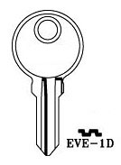 Hook 3292: EVE-1D - Keys/Cylinder Keys- General