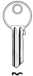 Hook 6025... jma =GE-1d.....S = ge1...HD = 62GE H57 - Keys/Cylinder Keys- General
