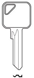 Hook 6050 jma = TX-3d - Keys/Cylinder Keys- General