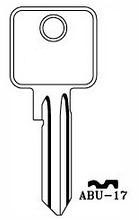 Hook 3362 ABU-17 - Keys/Cylinder Keys- General