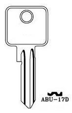 Hook 3363 ABU-17D - Keys/Cylinder Keys- General