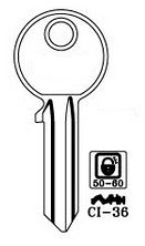 Hook 3375 jma = Ci-36 - Keys/Cylinder Keys- General