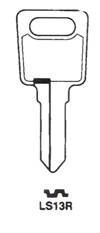Hook 831: Las LS13R LAS-2 - Keys/Cylinder Keys- General