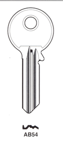 Hook 6056: S = AB54....jma = ABU-14....Hd = AB6550 H620 - Keys/Cylinder Keys- General