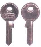 Hook 2106: Sterling KB014 - Keys/Cylinder Keys- General